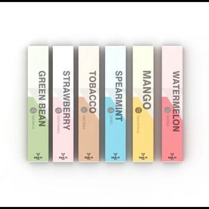 E-cigarettes vapor pod